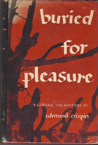 9781135776213: Buried for Pleasure