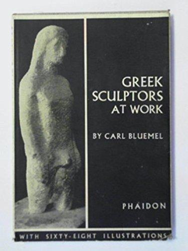 9781135796594: Greek sculptors at work