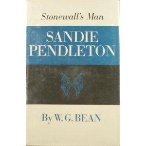 9781135804725: Stonewall's man: Sandie Pendleton
