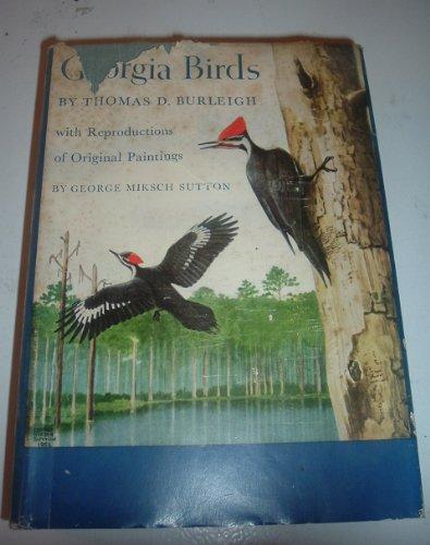 9781135805272: Georgia birds