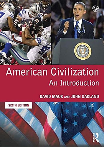 9781136021206: American Civilization: An Introduction