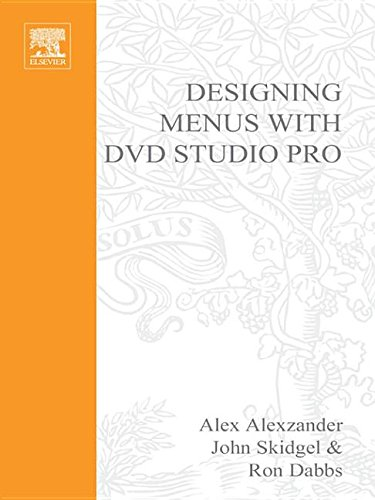 9781136065330: Designing Menus with DVD Studio Pro