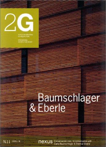 9781136964008: Baumschlager et Eberle