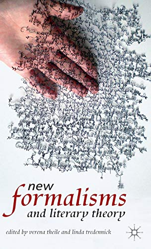 9781137010483: New Formalisms and Literary Theory