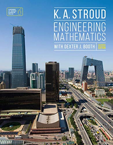 Engineering Mathematics 7 New ed: Stroud, K.a.;booth, Dexter