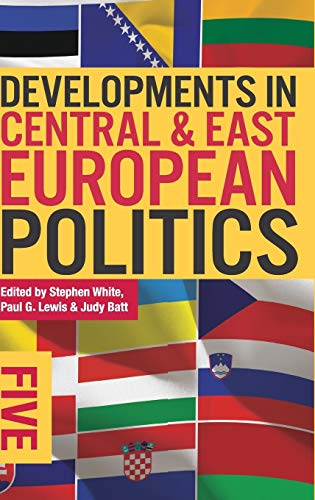 9781137262998: Developments in Central and East European Politics 5