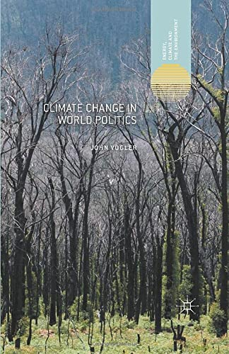 9781137273437: Climate Change in World Politics (Energy, Climate and the Environment)