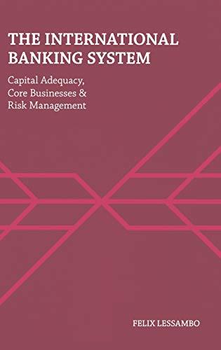 The International Banking System: Capital Adequacy, Core: Lessambo, Felix