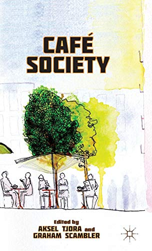 9781137275929: Cafe Society