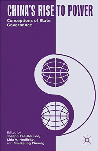 9781137276735: China's Rise to Power: Conceptions of State Governance