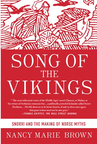 9781137278876: Song of the Vikings: Snorri and the Making of Norse Myths