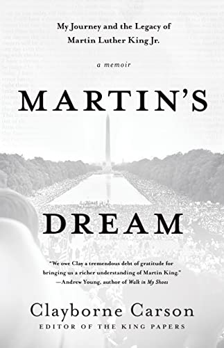 9781137278937: Martin's Dream: My Journey and the Legacy of Martin Luther King Jr.
