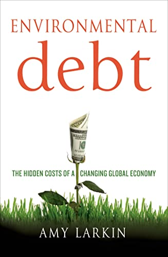 9781137279200: Environmental Debt: The Hidden Costs of a Changing Global Economy