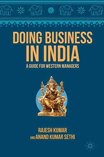 9781137284525: Doing Business in India