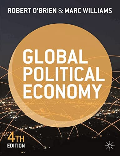 9781137287366: Global Political Economy: Evolution and Dynamics