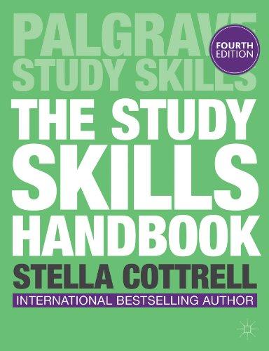 9781137289254: The Study Skills Handbook (Palgrave Study Skills)