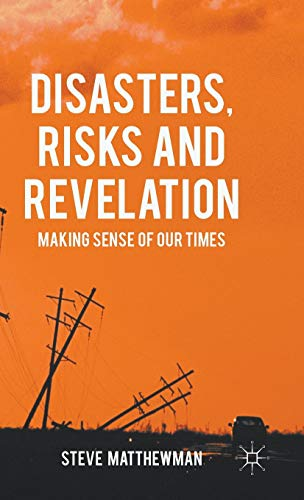 9781137294258: Disasters, Risks and Revelation: Making Sense of Our Times