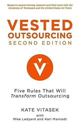 9781137297198: Vested Outsourcing, Second Edition: Five Rules That Will Transform Outsourcing