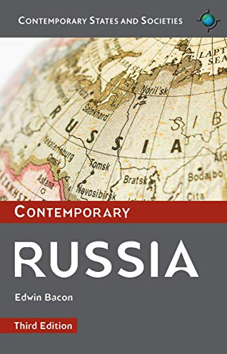 Contemporary Russia (Contemporary States and Societies Series): Bacon, Edwin