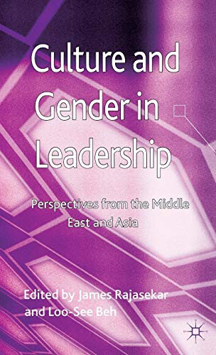 Culture and Gender in Leadership: James Rajasekar