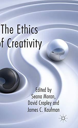 9781137333537: The Ethics of Creativity