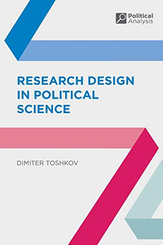 9781137342829: Research Design in Political Science (Political Analysis)