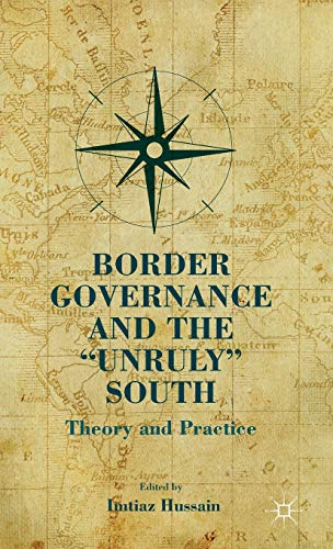 9781137345370: Border Governance and the