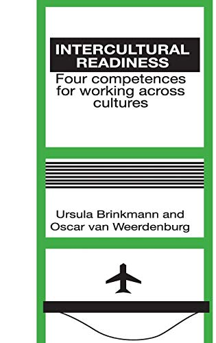 9781137346971: Intercultural Readiness: Four Competences for Working Across Cultures