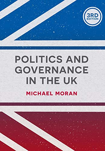9781137365965: Politics and Governance in the UK