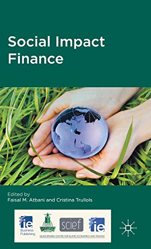 9781137372680: Social Impact Finance (IE Business Publishing)
