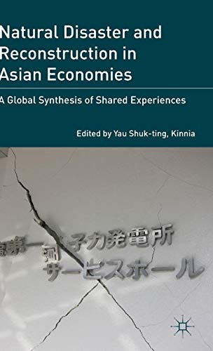 Natural Disaster and Reconstruction in Asian Economies: