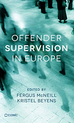 9781137379177: Offender Supervision in Europe