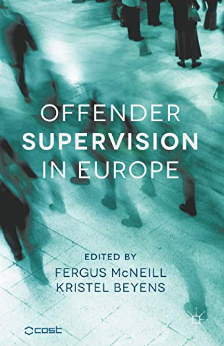 9781137379184: Offender Supervision in Europe