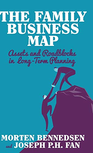9781137382351: The Family Business Map: Assets and Roadblocks in Long Term Planning (INSEAD Business Press)