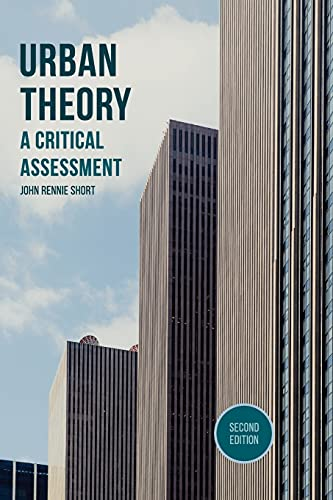 9781137382641: Urban Theory: A Critical Assessment