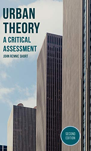 9781137382658: Urban Theory: A Critical Assessment