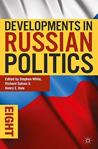 9781137392138: Developments in Russian Politics 8