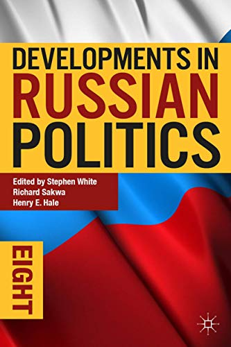 9781137392145: Developments in Russian Politics 8