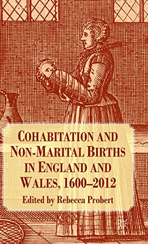 9781137396259: Cohabitation and Non-Marital Births in England and Wales, 1600-2012