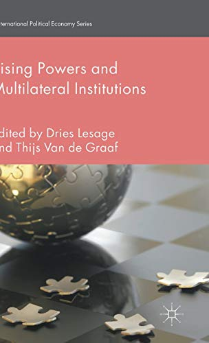 9781137397591: Rising Powers and Multilateral Institutions (International Political Economy Series)