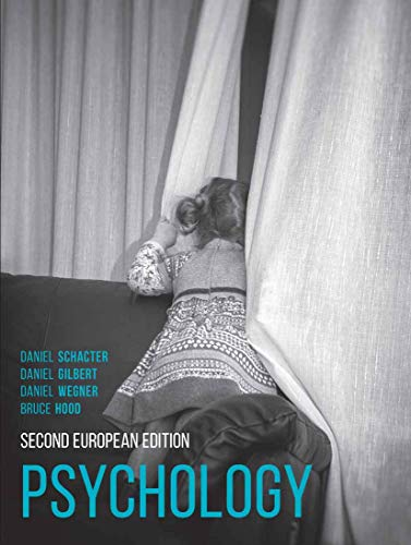 9781137406743: Psychology: Second European Edition