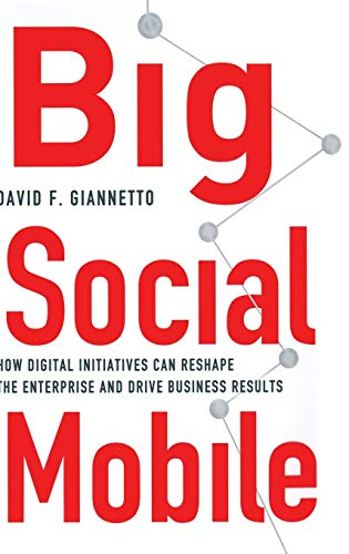9781137410399: Big Social Mobile: How Digital Initiatives Can Reshape the Enterprise and Drive Business Results