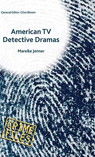 9781137425652: American TV Detective Dramas: Serial Investigations