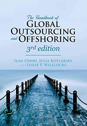 9781137437426: The Handbook of Global Outsourcing and Offshoring 3rd edition