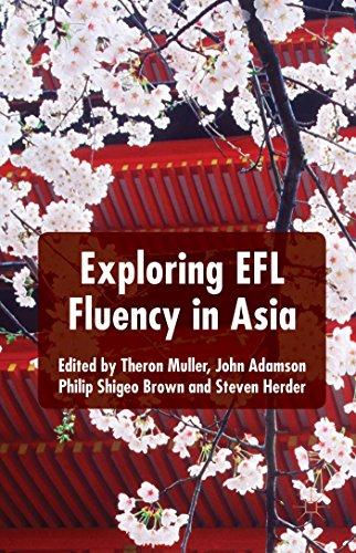 9781137449399: Exploring EFL Fluency in Asia
