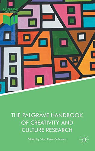 9781137463432: The Palgrave Handbook of Creativity and Culture Research (Palgrave Studies in Creativity and Culture)
