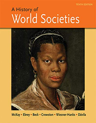 9781137473165: A History of World Societies combined