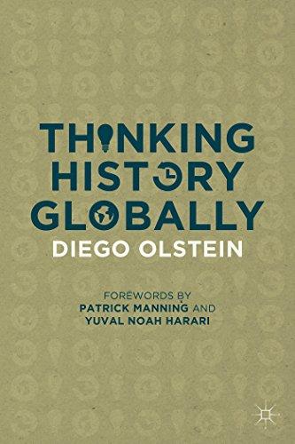 9781137473387: Thinking History Globally