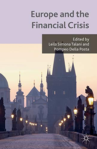 9781137482006: Europe and the Financial Crisis