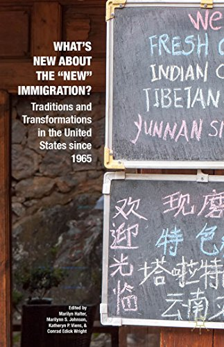 """9781137483867: What's New about the """"New"""" Immigration?: Traditions and Transformations in the United States since 1965"""